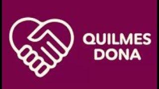 Video realizado por el municipio de Quilmes en el marco de la campaña Quilmes dona.