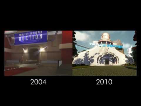 Entropia Universe Damals und heute Trailer
