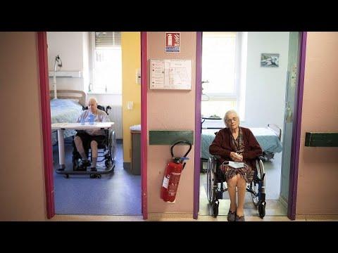 Το euronews μέσα σε γηροκομείο της Γαλλίας