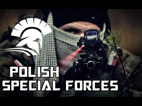 "POLISH SPECIAL FORCES – ""The Unseen & Silent"" 