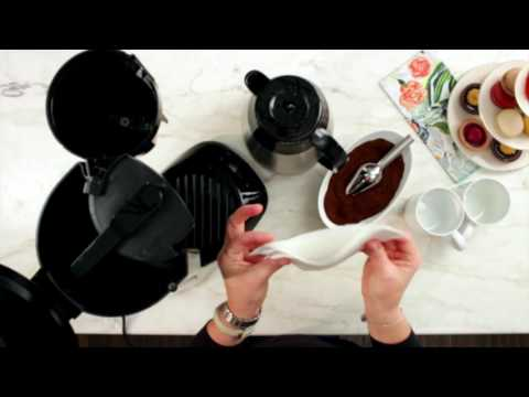 12-Cup Programmable Thermal Coffeemaker Demo Video (DTC-975BKN)