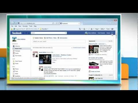 how to change security question on facebook