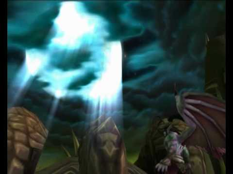 Illidan Stormrage Black Temple