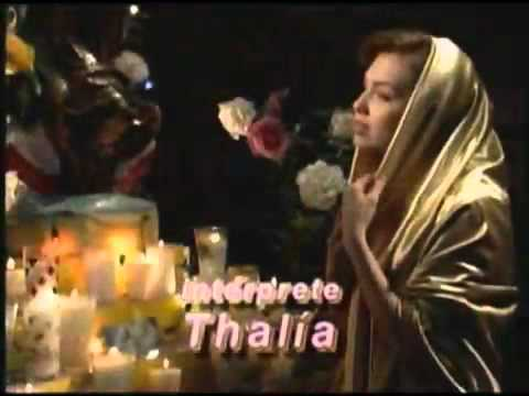 Thalia - María La Del Barrio (Vídeo)