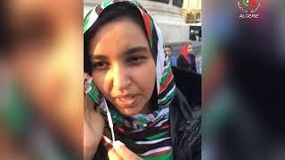 Paris: Rassemblement de soutien au peuple sahraoui-  Canal Algérie
