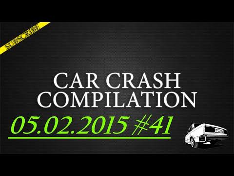 Car crash compilation #41 | Подборка аварий 05.02.2015