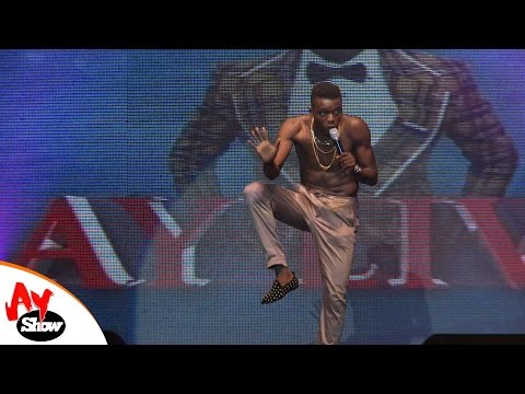Akpororo Goes Mad on Stage - AY Comedian
