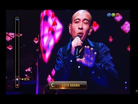 Repechaje: Sebastián Villalba canta «Te equivocas» – Elegidos #Elegidos