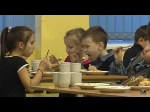 Горячее питание в школах