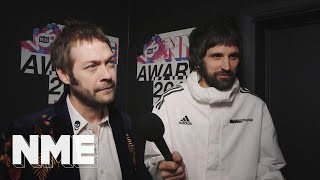 """Kasabian: """"There wouldn't be us if there wasn't Liam Gallagher"""" 
