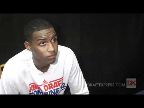 Quincy Miller Draft Combine Interview