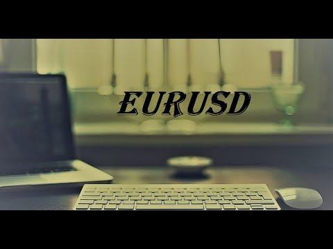 EURUSD. Часть 2. Идея на 13.02.2018. видео