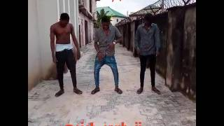 Dope evening wit bro dancing to wo! Plz like the video.