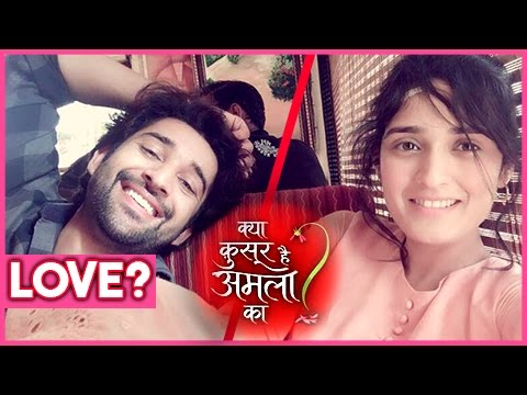 Amla To Fall In LOVE With Abeer? | Kya Qusoor Hai
