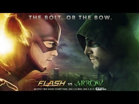 The Flash || Hindi Dubbed || Tv Series || Flash Vs Arrow || On Rishtey Cineplex