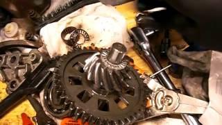 5. Can Am Transmission Rebuild