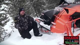 7. 2014 Arctic Cat XF7000 137 SnoPro For Sale At Chudd's