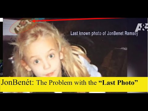 """Serious Problem with New """"Last Photo"""" of JonBenet Ramsey"""