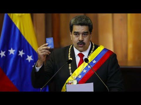 Venezuela: Der Druck auf Staatschef Maduro wächst