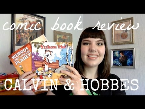 (Comic) Book Review | Calvin & Hobbes