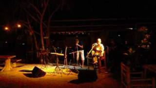 Blues Jam At Moon Walk Bar, Koh Lanta Thailand