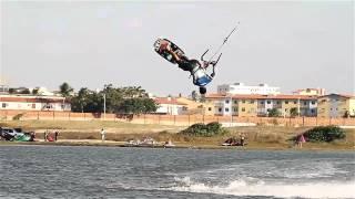 Pena - Set Teixeira aproveitando a temporada de ventos no Ceará