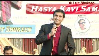 Video Dr. Lalit Shokeen - Live Performance - Hasya Kavi Sammelan, Delhi 2015 MP3, 3GP, MP4, WEBM, AVI, FLV Maret 2018