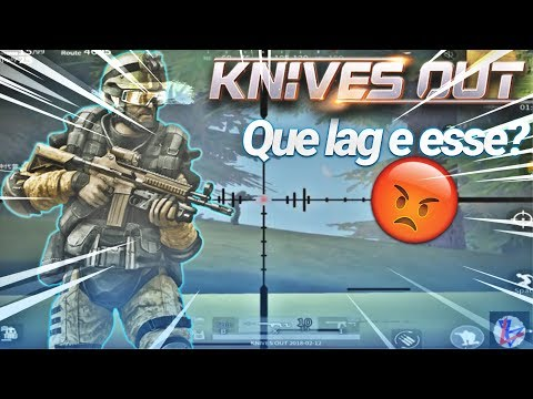 Fotos engraçadas - Knives Out Pc # QUE LAG FOI ESSE #