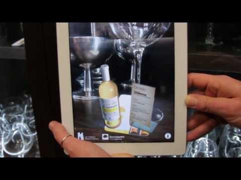 Cata AR :: Augmented Reality for wines and beers - Taste notes