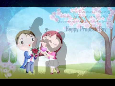 Happy Propose Day Sweetheart