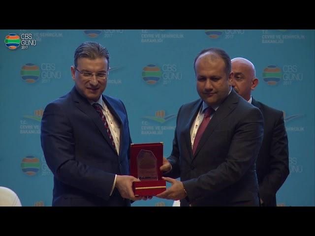 Akıllı Şehir Dönüşüm Süreçlerinde Kamunun Rolü Paneli Plaket Töreni (30 Kasım 2017 )