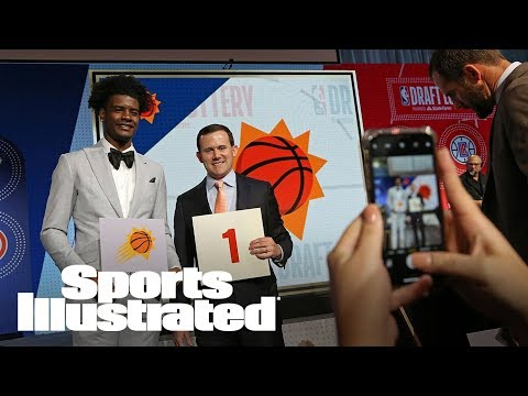NBA Draft: Suns Have Tough Choice To Make At No. 1 | SI NOW | Sports Illustrated