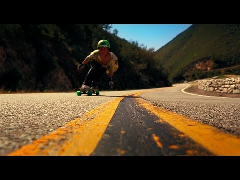 Long Boarding-Wyatt Gibbs