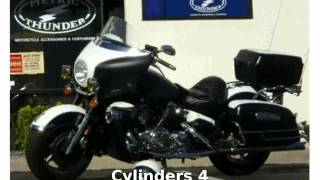 3. 2005 Yamaha Royal Star Midnight Venture Walkaround