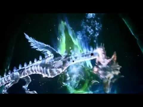 Удивительное 3D шоу в Китае (видео)