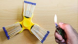 3 Awesome Fun Tricks with Matches – DIY ideas with Matches