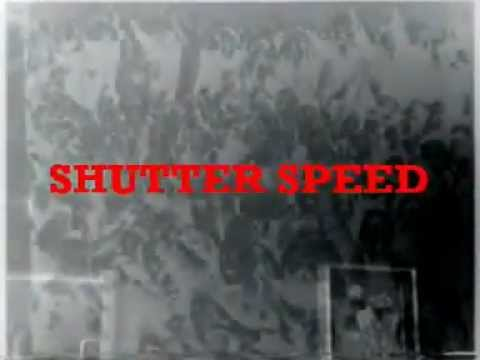 shutter speed trailer