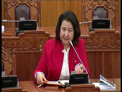 Ц.Гарамжав: Ашигт малтмалын нэгдсэн бодлого, нэг хуульд зангидагддаг байх ёстой