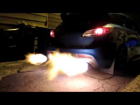 The TORCH Exhaust Flamethrower Kit Reborn