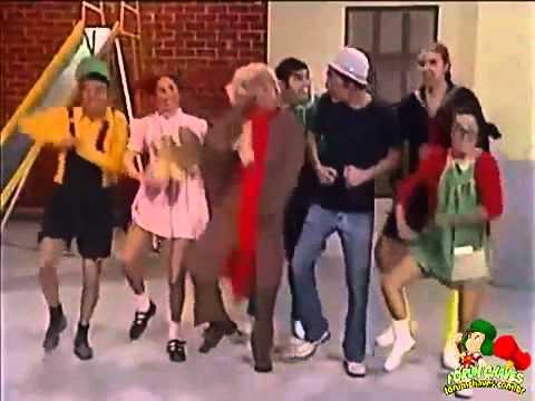 Gangnam Style - Versión Chavo del 8