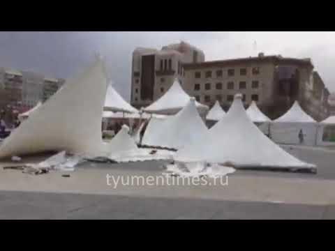 Ураган в Тюмени: фестиваль \