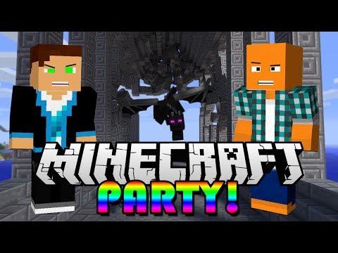 ODWALA NAM! | Minecraft Party #2 | Vertez & LJayPL