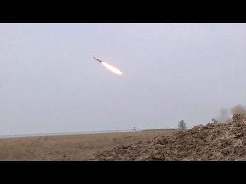 Νέες πυραυλικές δοκιμές της Ουκρανίας