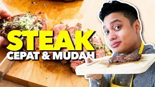Video MASAK STEAK DENGAN MUDAH ! MP3, 3GP, MP4, WEBM, AVI, FLV Juni 2019