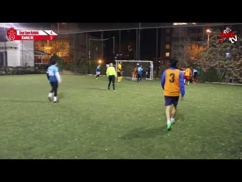 Kolej JK - Kayı Spor Kulübü  Kolej JK-Kayı Spor Kulubü Maçın Özeti