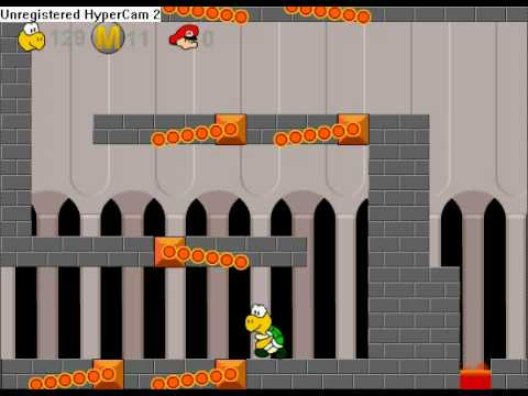 A Koopa's Revenge Playthrough 5: Mario's Castle