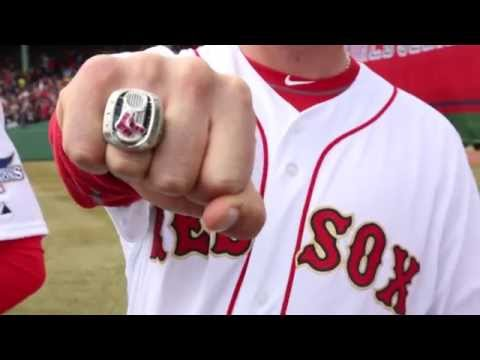 Video: 2013 World Series Ring Raffle Dustin Pedroia