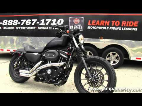 Harley-Davidson Iron 883 XL883N Sportster review