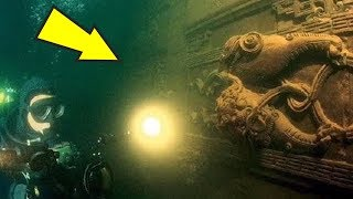 Video 5 Underwater Discoveries That Cannot Be Explained! #2 MP3, 3GP, MP4, WEBM, AVI, FLV November 2018