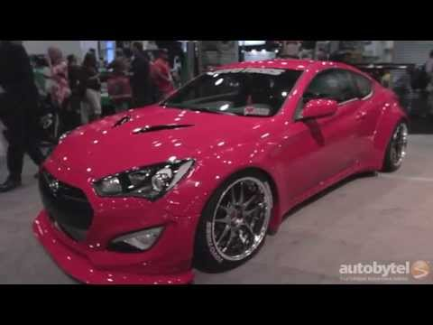 2015 Hyundai Genesis Coupe Reviews and News  Autobytelcom